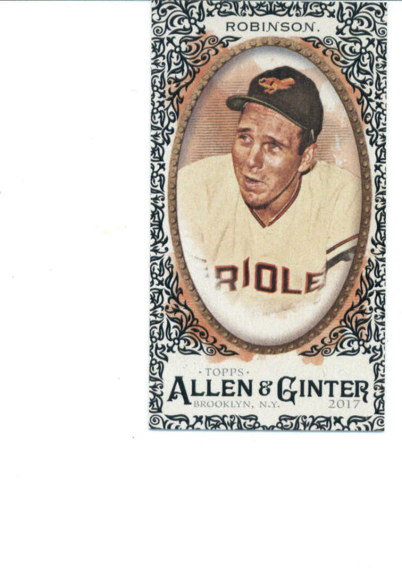 Complete your set You select 2017 Topps Allen and Ginter Mini Black Border